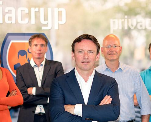 About us - Patrick van den Bos | Viacryp